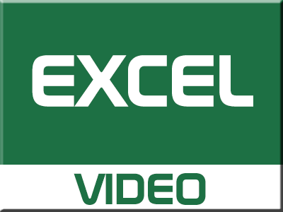 Excel video návod