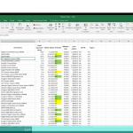 Excel pracovný pohovor