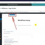 WP online kurz - systém