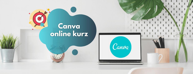Canva online kurz - Šurina