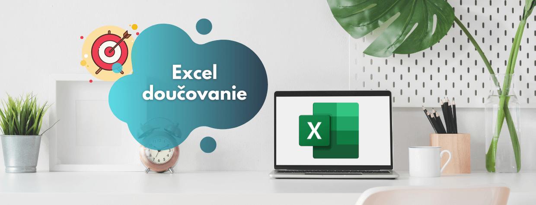 Excel individuálne doučovanie - Šurina