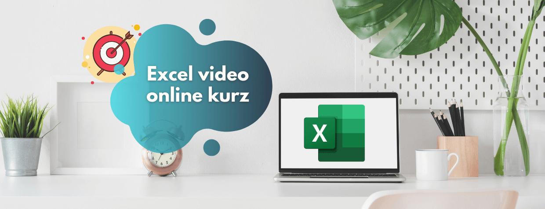 Excel video online kurz