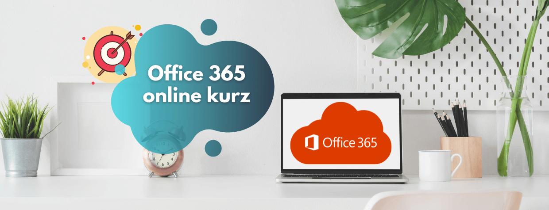 Office online kurz - Šurina