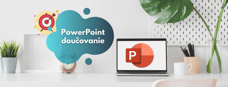 PowerPoint doučovanie - Šurina
