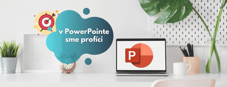 PowerPoint kurzy pre firmy