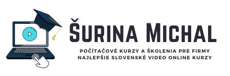 Šurina Michal - logo