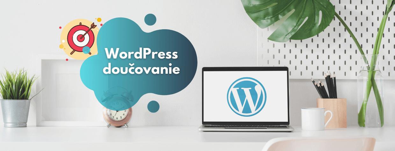 WordPress doučovanie - Šurina