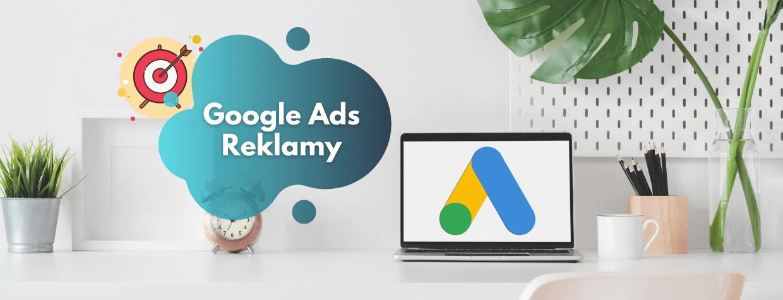 Google Ads - Reklamy na internete